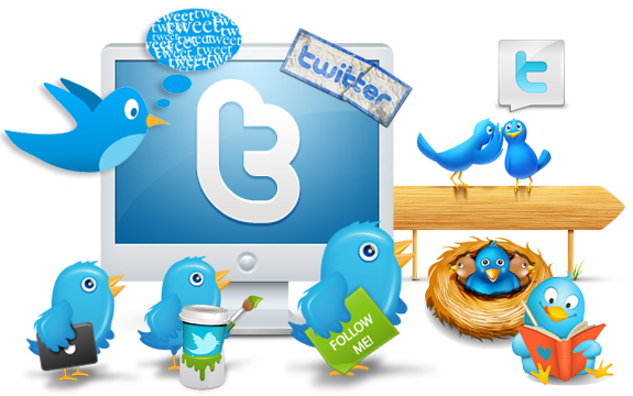 Make money by following twitter users.